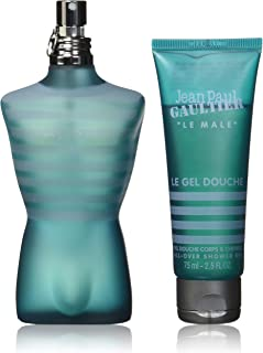 Jean Paul Gaultier for Men Eau De Toilette Spray and Shower Gel, 6.7 Ounces