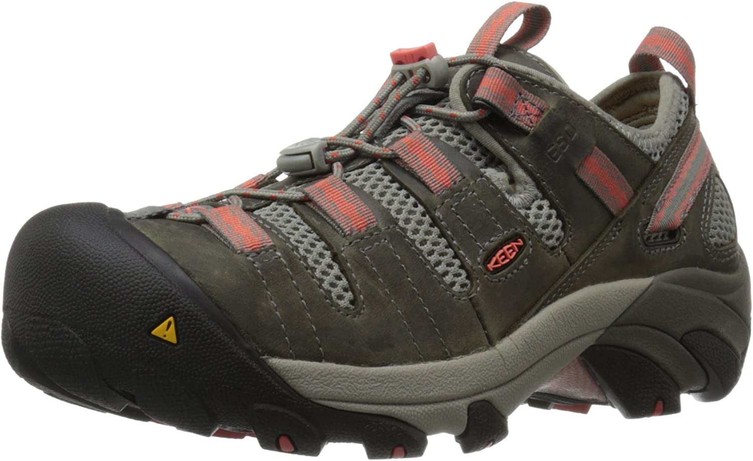 KEEN Utility Womens Atlanta Cool Soft Toe ESD-W Industrial & Construction shoes