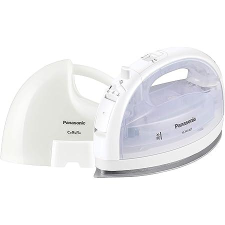 パナソニック コードレススチームWヘッドアイロン ホワイト NI-WL405-W