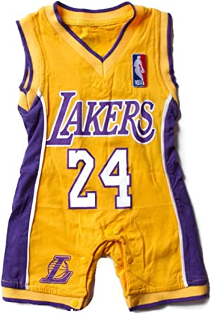 Lakers Baby Jersey