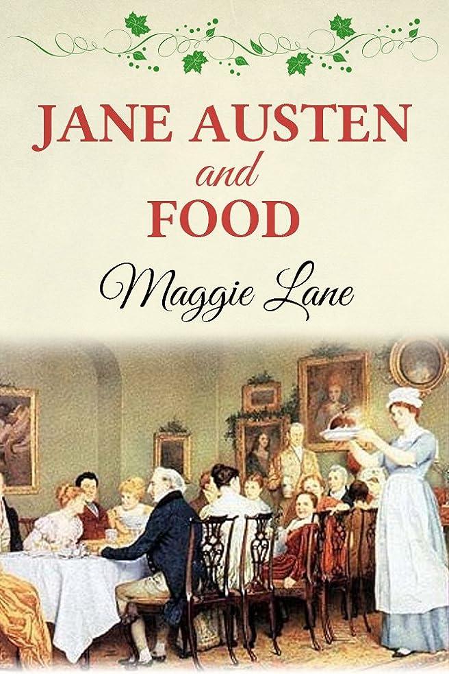 混雑検出可能スポーツをするJane Austen and Food (English Edition)