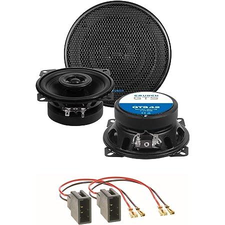 Lautsprecher Boxen Jbl Stage2 424 2 Wege 10cm Koax Auto Einbauzubehör Einbauset Für Citroen C1 Just Sound Best Choice For Caraudio Navigation