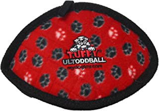 TUFFY - World's Tuffest Soft Dog Toy - Ultimate Odd Ball - Multiple Layers. Made Durable, Strong & Tough. Interactive Play (Tug, Toss & Fetch). Machine Washable and It Floats.