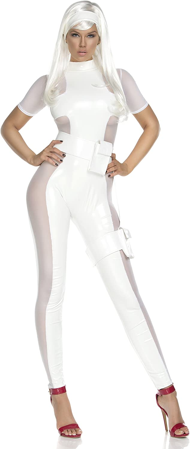 Forplay Women's Thunderous Free shipping Super beauty product restock quality top! and Headband Catsuit