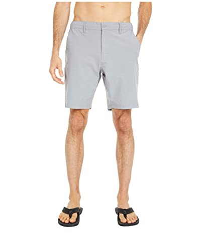 RVCA All Time Coastal Solid Hybrid (Monument) Men