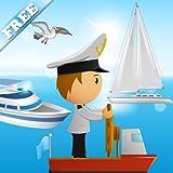 Bateaux et navires pour les bambins et les enfants : jouer avec les véhicules de la mer ! jeux pour enfants - Jeux éducatifs GRATUIT