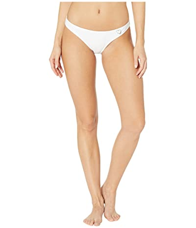 Body Glove Smoothies Basic Bikini Bottom (Snow) Women