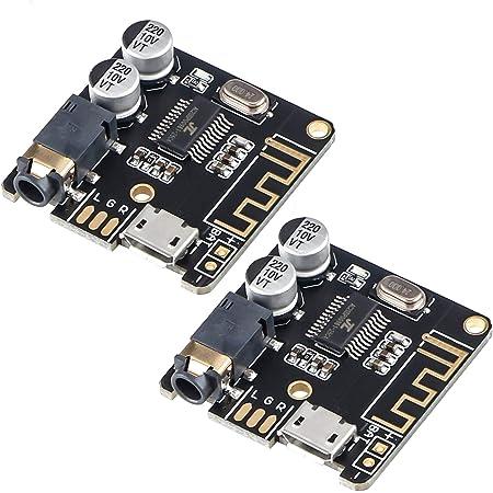 2pcs Bluetooth Audio Receiver Board Für Elektronik