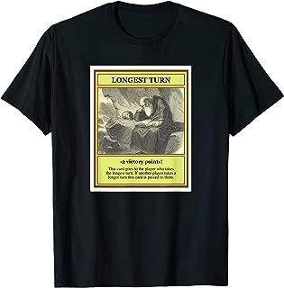 Longest Turn Board Game Night Shirt