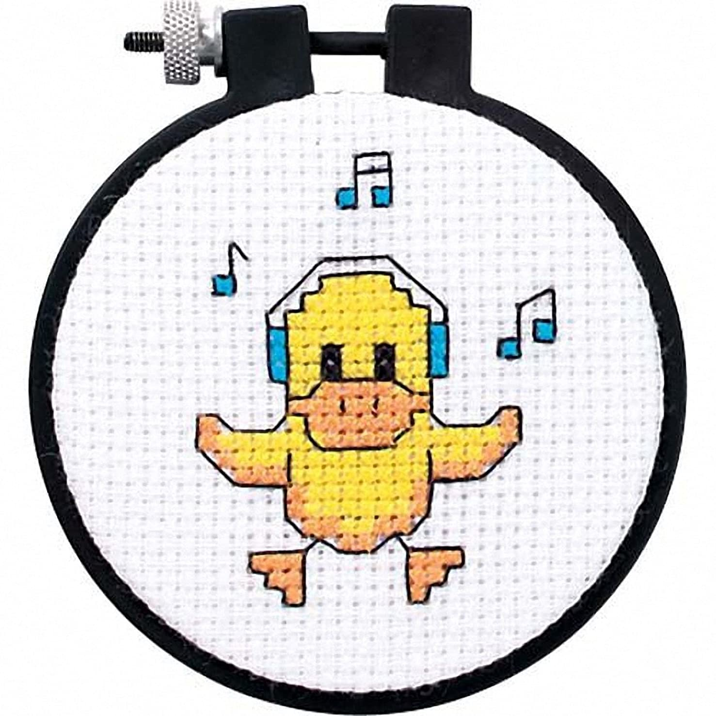 Dimensions Needlecrafts Counted Cross Stitch, Ducky