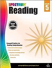 Carson-Dellosa Spectrum Reading Book, Grade 5