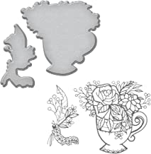 Spellbinders SDS-064 Teacup Stamp & Die Set
