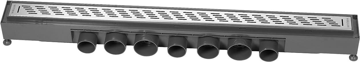 Wirquin 30718579 Afvoergoot voor douche, 800 mm