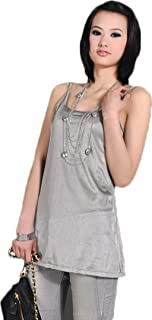 Anti-Radiation Maternity Tank Top Cami Pregnancy Protection Shield Silver 800629