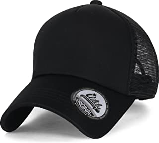 ililily Route 66 Embroidery Patch Mesh Baseball Cap Premium Limited Edition