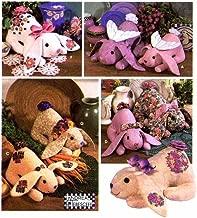 Simplicity 7012 Crafts Sewing Pattern Decorative Rabbit