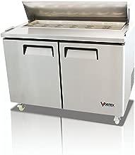 Vortex Refrigeration Commercial 2 Door 48