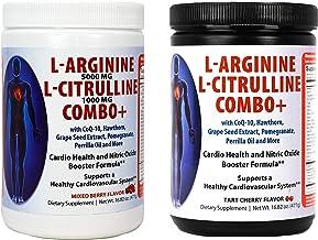 L- Arginine L- Citrulline Combo Pack