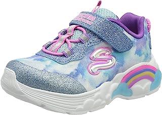 Skechers Unisex-Child Rainbow Racer Sneaker