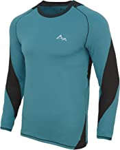 Turaag Long Sleeve T-Shirt for Men Quick Dry Moisture Wicking Training & Gym…