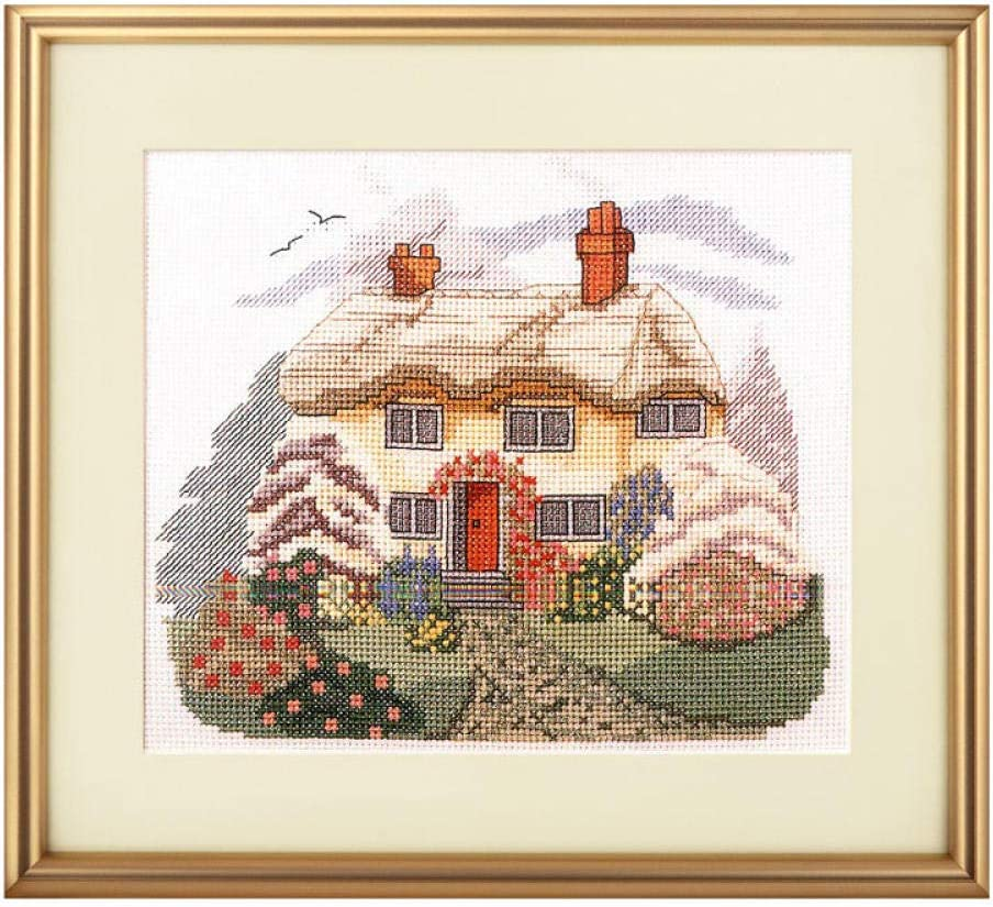 Stamped Cross Stitch Kits Top Painting Art Ranking TOP15 P pre-Printed Precise In a popularity