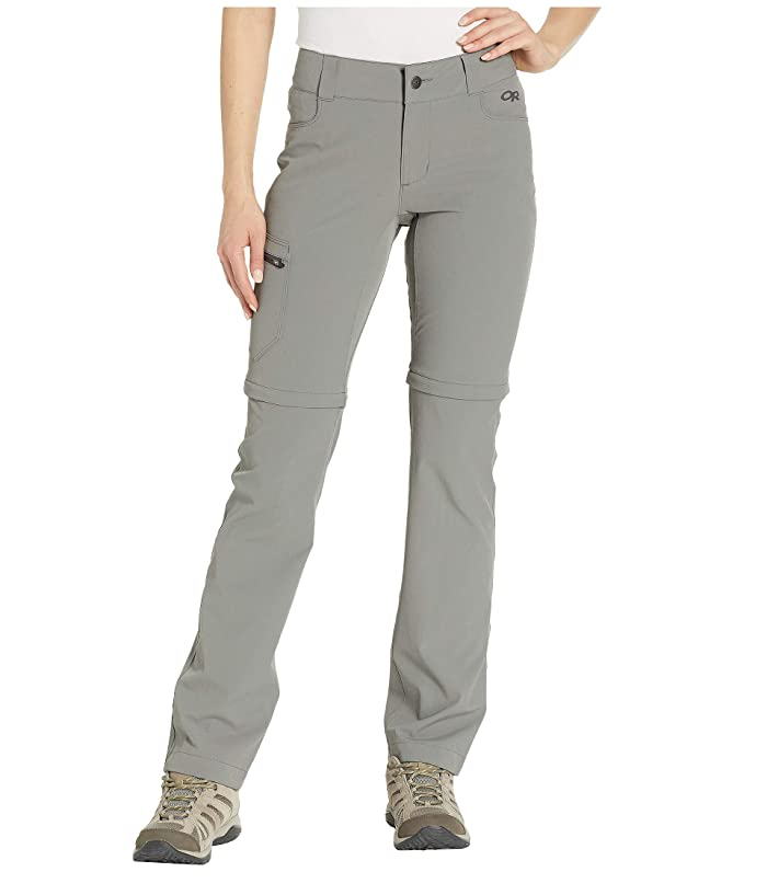 Outdoor Research Ferrosi Convertible Pants (Pewter) Women