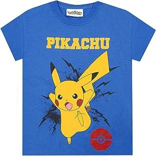 Pokemon Pikachu Bolt Boy's T-Shirt