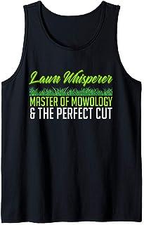jardinero jardín cortadora de césped robot cortadora de Camiseta sin Mangas