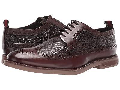 Ben Sherman Birk Long Wing (Chocolate Leather) Men