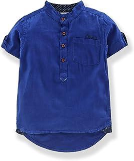 TONYBOY Boy's Regular Fit Shirt