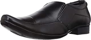 Paragon Men's Black Formal Shoes - 10 UK/India (44 EU)(FB9538GP)