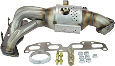 Exhaust Manifold w/Catalytic Converter 2.5L for 02-06 Nissan Sentra Altima
