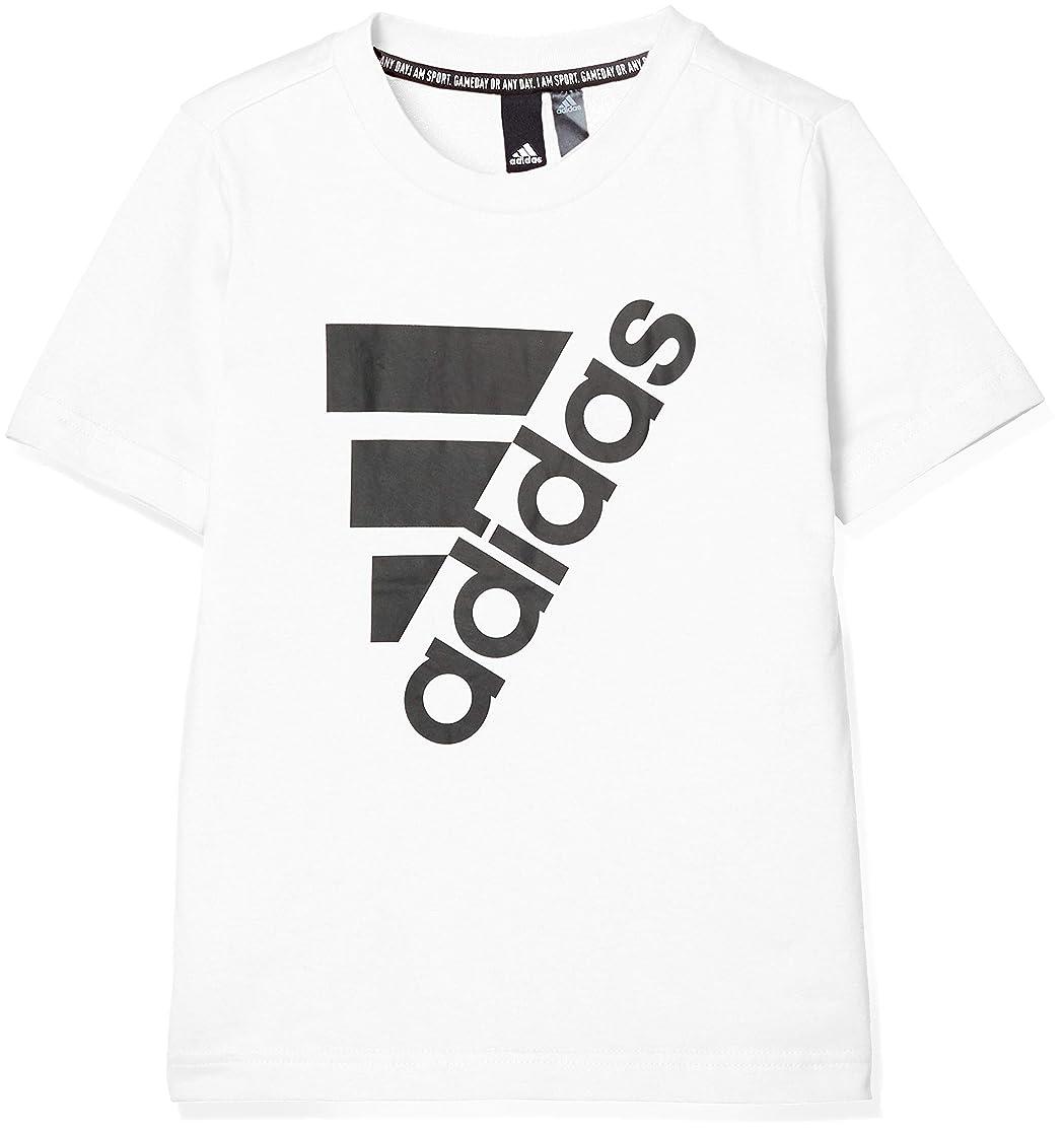 道徳教育上に植生[アディダス] トレーニングウェア MH TILT BOS Tシャツ [ボーイズ] FTM55