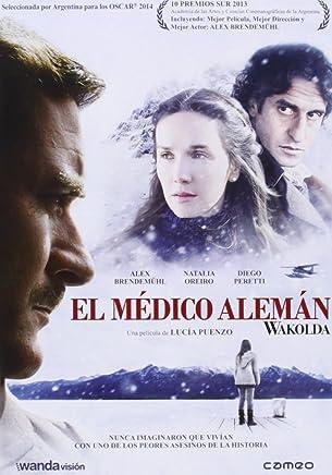 El Médico Alemán: Wakolda (Import Movie) (European Format - Zone 2)