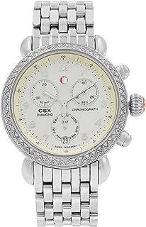 Michele CSX Quartz Male Watch MWW03M000001 (Certified Pre-Owned)