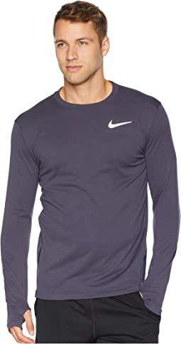 24bbcde1c Nike. Sphere Element Top Crew Long Sleeve 2.0. $44.99MSRP: $75.00.  Gridiron/Obsidian