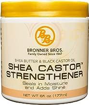 bronner bros shea castor strengthener
