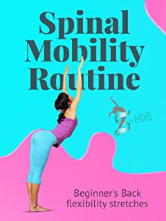 Spinal Mobility Routine. Beginner's Back flexibility stretches.