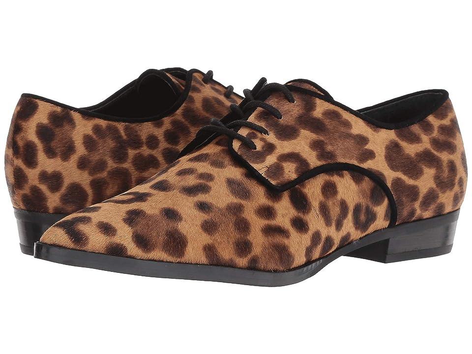 Marc Fisher LTD Finnaly (Leopard Suede) Women