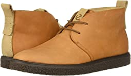 Amber Nubuck Leather