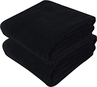 "NIcool Sports Cycling Towels, 43""x13.75"" 100% Cotton Soft Fresh Quick-Dry Towels for Workout, Fitness, Yoga, Pilates, Trav..."
