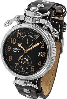 Pilot Germany - POLJOT 3133 Cronómetro A4C BR Instrumento de a bordo ruso reloj B-reloj