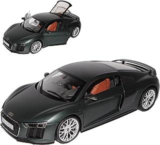 Generation 1//18 Kyosho Modell Auto mit ode Audi R8 GT Coupe Suzuka Grau Weiss 1