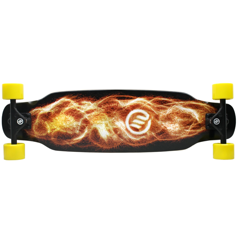 Method Camber Assault Smoke Longboard Complete Keystone Skate Supply ME317-ME701//ME906//GTME1144