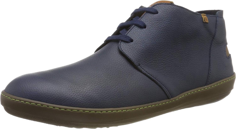 El Naturalista Herren Nf98 Soft Grain Ocean Meteo Klassische Stiefel, Stiefel, blau  bis zu 50% Rabatt