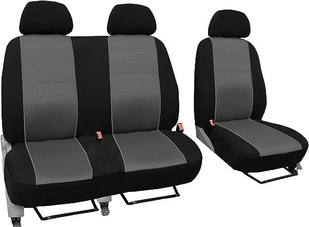 Gsc Sitzbezüge Universal Schonbezüge 1 2 Kompatibel Mit Peugeot Boxer I Auto
