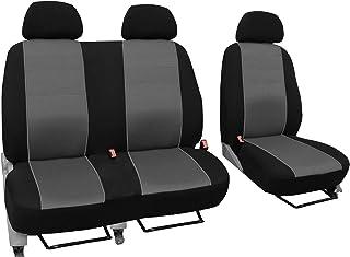 GSC Sitzbezüge Universal Schonbezüge 1+2 kompatibel mit VW T5