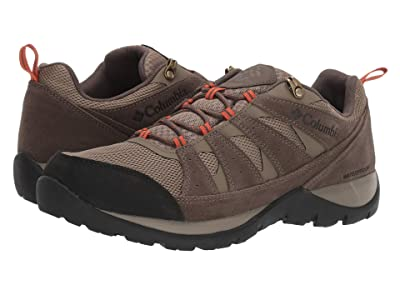 Columbia Redmondtm V2 Waterproof (Pebble/Desert Sun) Men
