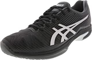 Asics Men's Solution Speed Ff Black/Silver - 12M