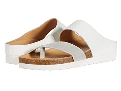 Lucky Brand Harribel (Silver/Angora) Women